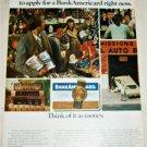 1973 BankAmericard Good Reasons ad #2
