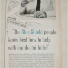 1961 Blue Shield ad