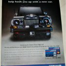 Citibank Drivers Edge Card ad