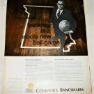 Commerce Bancshares Banking Is A Whole New Ballgame ad