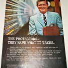1967 Equitable Life The Protectors ad