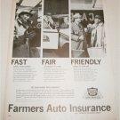 1961 Farmers Insurance Group Fast, Fair, Friendly ad