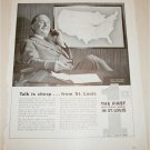 1948 First National Bank In St Louis ad