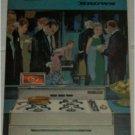 1963 Brown Automagic Gas range ad