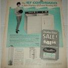 1967 Coronado Duchess Washer & Dryer ad