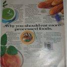 1988 Cuisinart Food Processor ad