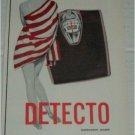 1956 Detecto Bath Scale ad