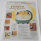 Eureka Golden Crown Vacum Cleaner ad