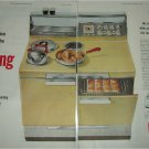 1955 Frigidaire Electric Range ad