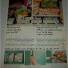 1965 Frigidaire Refrigerator ad