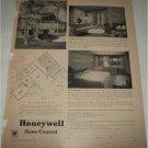 1954 Honeywell Zone Control ad