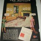 Hoover Vacum Cleaner ad