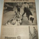 Hoover Cleaners ad