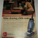 1991 Hoover Twin Chamber Vacum Cleaner ad #3
