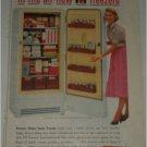 1954 International Harvester Freezers ad