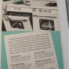 1951 Caloric Gas Range ad #2