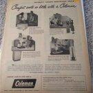 Coleman Appliances ad #1
