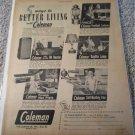 Coleman Appliances ad #2