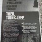 1984 American Motors Jeep Cherokee Sportwagons ad