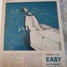 1955 Easy Automatic Washer & Dryer ad