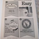 1959 Easy Combomatic Washer-Dryer ad