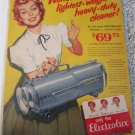 1955 Electrolux Cleaner ad