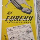 1948 Eureka Vacuum Cleaner ad