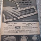 1961 Eureka Vibra-Beat Cleaner ad