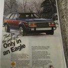 1985 American Motors Eagle Station Wagon ad