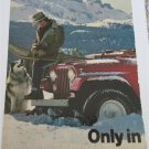 1986 American Motors Jeep CJ ad #2