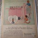 1960 Frigidaire 3-Ring Agitator Washer ad #2