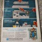 1962 Frigidaire Flip Quick Ice Ejector Refrigerator