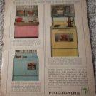 1964 Frigidaire Electric Ranges ad