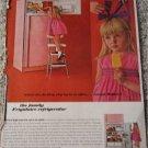 1964 Frigidaire Family Refrigerator ad