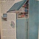 1964 Frigidaire Imperial Nineteen Freezer ad