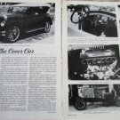 1923 Apperson Five Passenger Phaeton car article