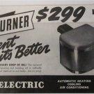 1939 GE Oil Burner ad