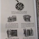 1940 GE Heating & Cooling ad