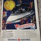 1941 GE 20 Millionth Iron ad