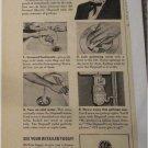 1949 GE Disposall ad