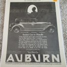 1927 Auburn 8-88 Sport Sedan car ad #2
