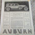 1927 Auburn 8-88 Sedan car ad #2