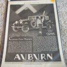 1929 Auburn Model 120 Phaeton-Sedan car ad #1