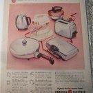 1955 GE Appliances Christmas ad