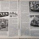 Auburn 851 car article