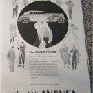 1935 Auburn car ad