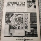 1956 GE Freezer ad