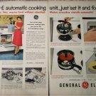 1956 GE Stratoliner Range ad