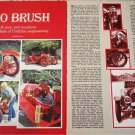 1910 Brush Runabout car article