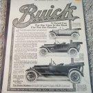 1913 Buick Touring car ad